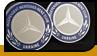 Schildchen  Mercedes Benz Klub