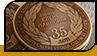 """Souvenirmünzen """"35 Jahre"""""""