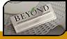 """Badge """"Beyond"""""""