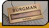 "Badge ""Burgman"""