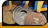 """Medaille """"NLSBLU"""""""